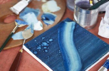How to dilute oil paints easy and effective