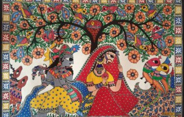 Upgrade Your House with Attractive Designable Madhubani Paintings!