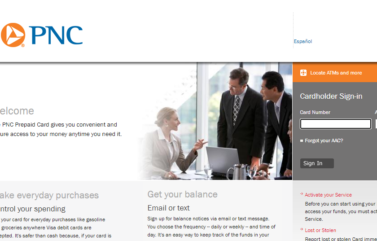 www pncpaycard com – convenient and secure access to your money